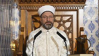 Diyanet İşleri Başkanı Prof. Ali Erbaş