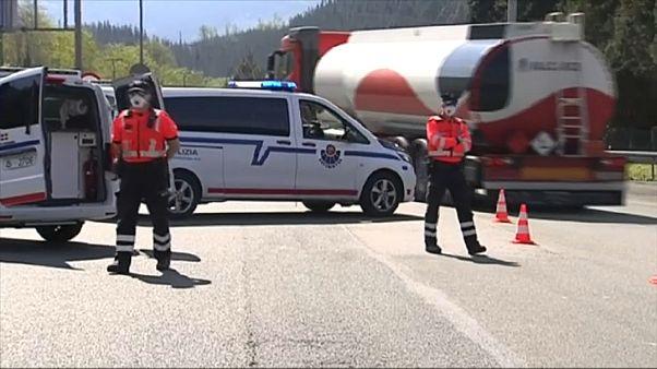Controles para evitar fugas vacacionales en España