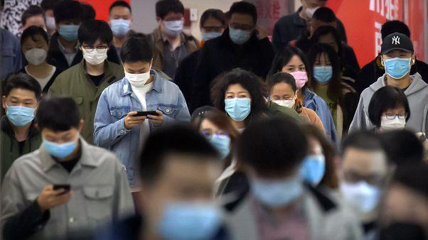 Virus Outbreak China