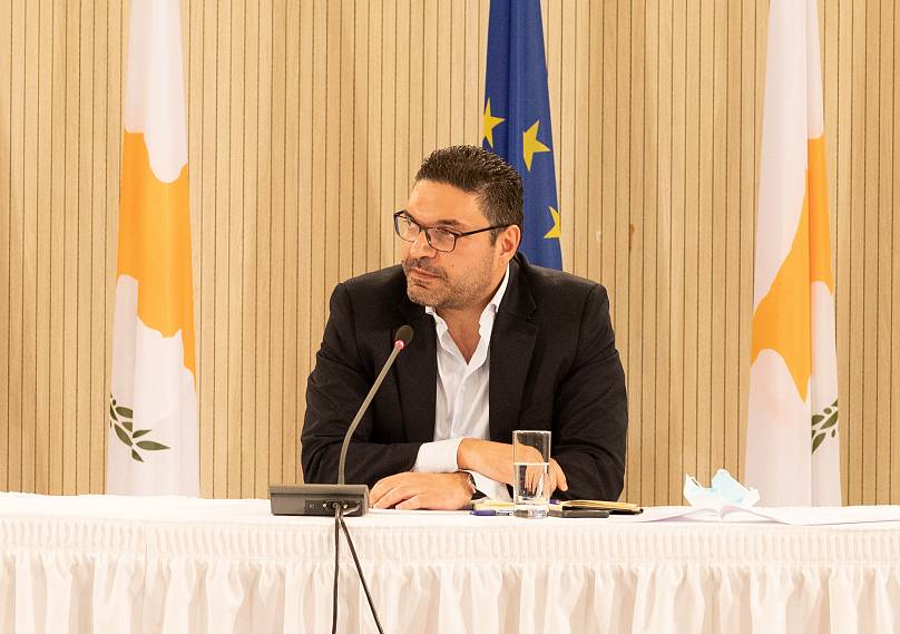 Stavros Ioannides/PIO