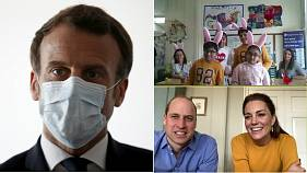 Coronavirus LIVE: France, UK to extend lockdowns, while British royals conduct virtual visit