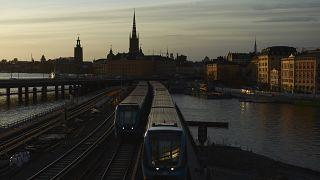 vista su Stoccolma