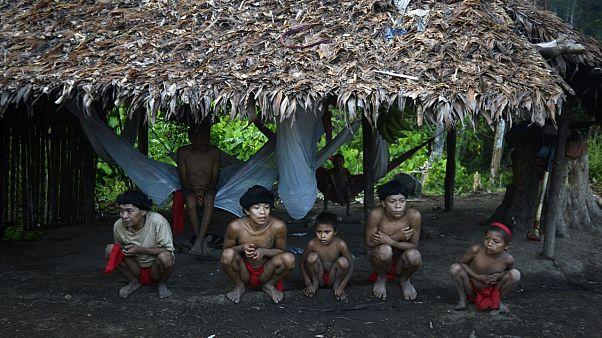 Covid-19 Amazonlar'da bir kabileye daha bulaştı
