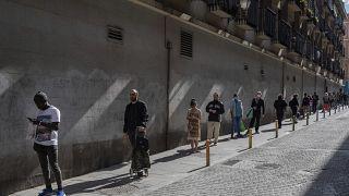 Coronavirus en Espagne : le nombre de décès est en baisse, 683 en 24 heures