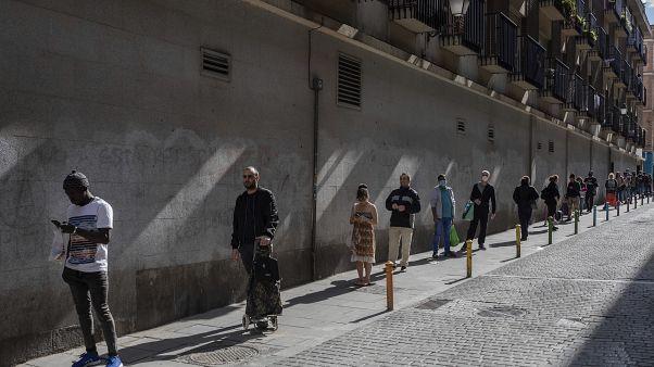 15 ezer felett a spanyol áldozatok száma