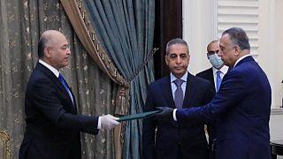 در پی استعفای عدنان زرفی مصطفی کاظمی مامور تشکیل دولت عراق شد