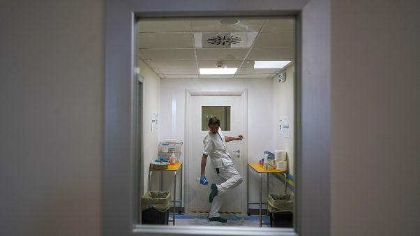 APTOPIX Virus Outbreak Italy