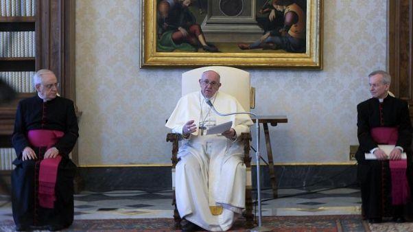 Papst Franziskus hat eine mögliche Erklärung der weltweiten Gesundheitskrise