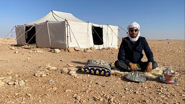 Völlig isoliert in der Westsahara - Sorge vor Coronavirus