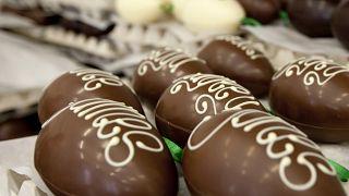 Belgium: leálltak a csokoládégyárak