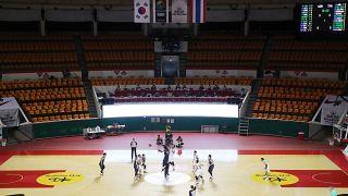 FIBA, Covid-19 salgını nedeniyle 2021 Avrupa Basketbol Şampiyonası'nı bir yıl erteledi