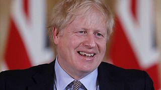 El primer ministro británico Boris Johnson (Foto de archivo)