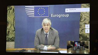 Eurogruppenchef Mario Centeno