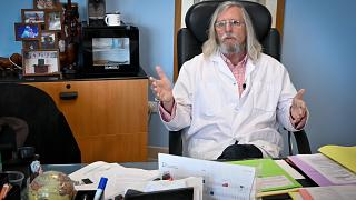 Profesör Doktor Didier Raoult
