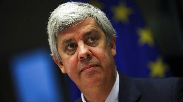 Euro Grubu Başkanı Mario Centeno