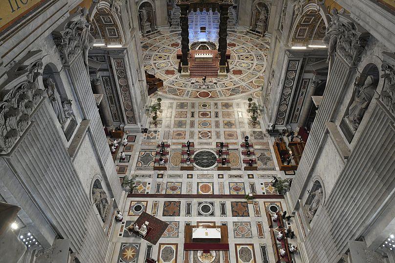 Vatican Media / ΑΡ