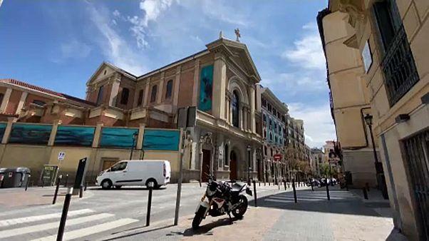 Religiöser Flamenco vom Balkon – wie Spanier trotz Covid-19 Ostern feiern