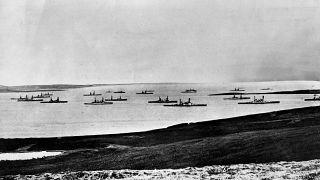 Ρωσία: Εντοπίσθηκαν 6 πλοία που βυθίστηκαν κατά την διάρκεια του Α΄ Παγκοσμίου Πολέμου