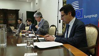 Еврогруппа предложила план спасения экономики