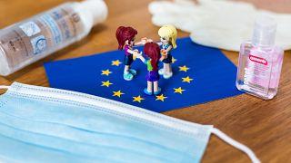 L'UE ne veut pas précipiter le déconfinement