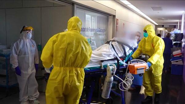 Coronavirus en Espagne : légère baisse du nombre de décès