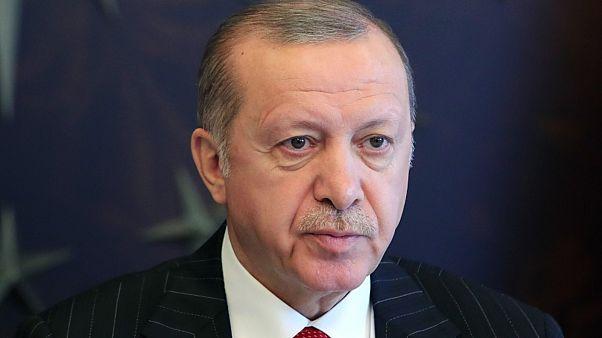 Erdoğan'dan Türk Konseyi'ne koronavirüs mesajı: Bu süreçten güçlenerek çıkacağız
