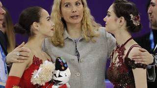 Rus olimpiyat oyuncuları (arşiv)