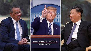جدال ترامپ با سازمان جهانی بهداشت؛ حاصل زورآزمایی چین و آمریکا چیست؟