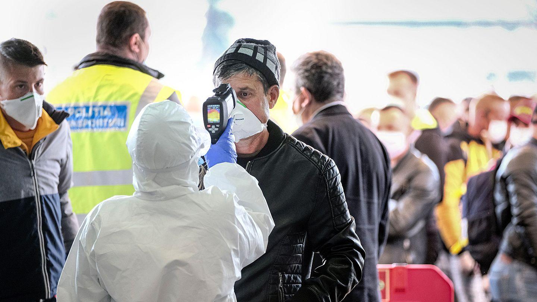 Germany flies in seasonal workers with strict coronavirus precautions |  Euronews
