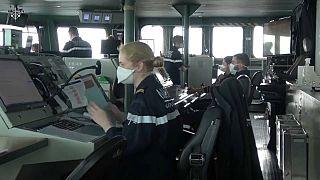 """Coronavirus : le porte-avions français """"Charles de Gaulle"""" touché"""