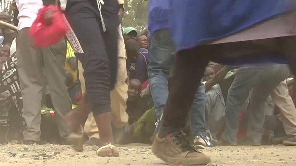 کرونا و گرسنگی؛ حاشیهنشینان فقیر نایروبی با هجومجمعیت گرفتار شدند