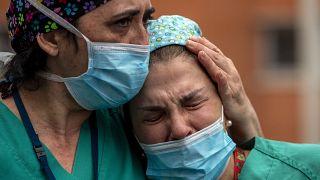 Covid-19 já fez mais de 100.000 mortos em todo o mundo