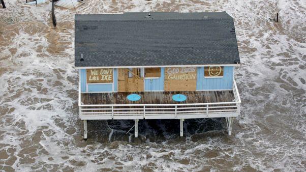 تحذيرات من ظهور أمراض إثر إعصار إجتاح أربع دول في المحيط الهادي