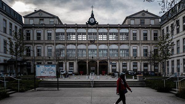 Lyon Croix Rousse hastanesi