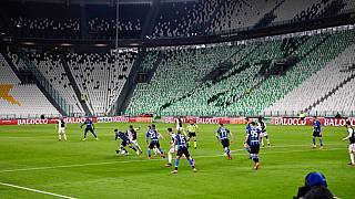 دوري الدرجة الاولى الايطالي لكرة القدم مباراة بين انتر ميلان ويوفنتوس في تورينو بإيطاليا  08/03/2020