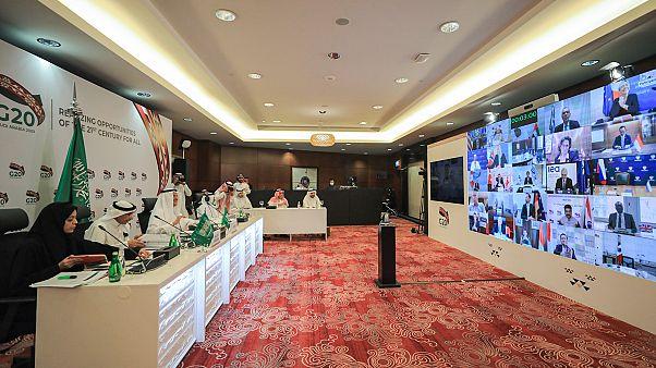 G20 enerji bakanları telekonferans toplantısı