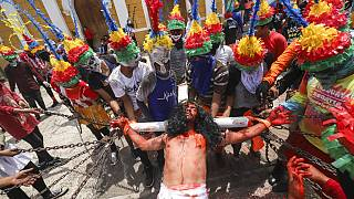 Nicarágua vive Páscoa sem restrições
