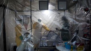 Kongo Demokratik Cumhuriyeti'nde, Ebola yeniden hortladı