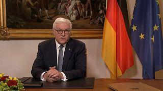 Coronavirus Pandemie: Bundespräsident Steinmeier fordert Solidarität