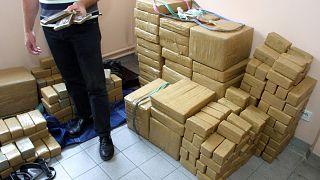 Fransa'da uyuşturucu operasyonu