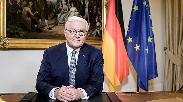 رئیس جمهوری آلمان: همهگیری ویروس کرونا آزمونی برای بشریت است