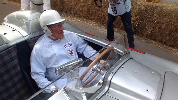 Britische Motorsportlegende Sir Stirling Moss verstorben