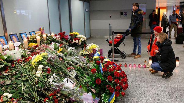 دانلود جعبۀ سیاه هواپیمای سرنگون شدۀ اوکراین برای مدت نامعلومی به تعویق افتاد