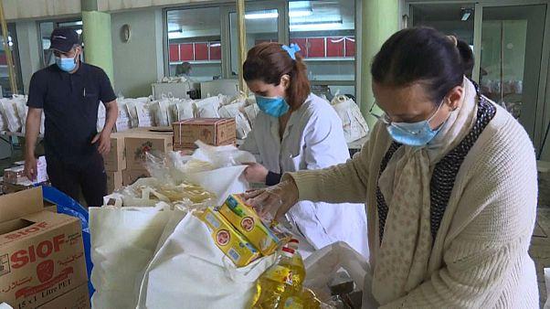 شاهد: توزيع مؤن على أمهات عازبات بالدار البيضاء تضررن من الحجر الصحي