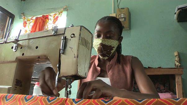 Dispara a procura de máscaras em Moçambique