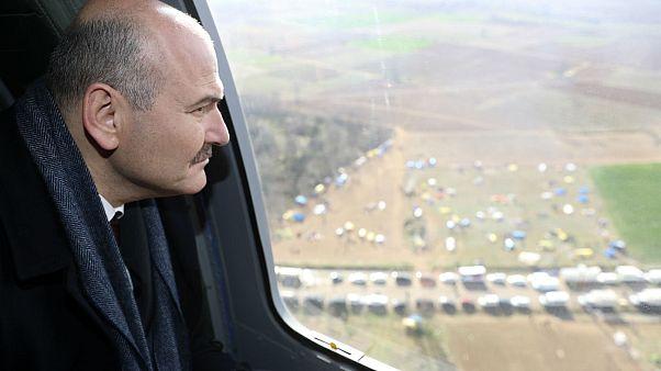 Эрдоган не принял отставку главы МВД