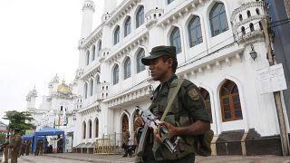 Merényletek Srí Lankán, Merényletek Srí Lankán, SRI LANKA  MULTIPLE EXPLOSIONS AFTERMATH