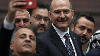 Τουρκία - Covid-19: Δεν έγινε δεκτή η παραίτηση του υπουργού Εσωτερικών