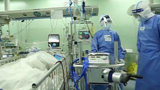 Egyre több az új beteg Kínában