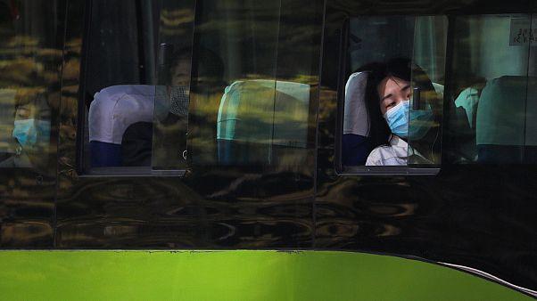 China: Angst vor 2. Infektionswelle durch Heimkehrer